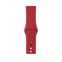 Apple MQXE2ZM/A Band Rot Fluor-Elastomer Smartwatch-Zubehör (Rot)