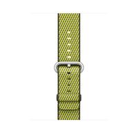 Apple MQVQ2ZM/A Band Olive Nylon Smartwatch-Zubehör (Olive)