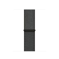 Apple MQW62ZM/A Band Olive Nylon Smartwatch-Zubehör (Olive)