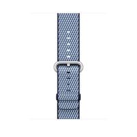 Apple MQVM2ZM/A Band Blau Nylon Smartwatch-Zubehör (Blau)