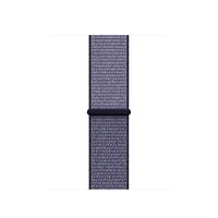Apple MQW52ZM/A Band Blau Nylon Smartwatch-Zubehör (Blau)