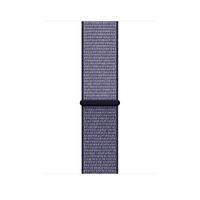 Apple MQWF2ZM/A Band Blau Nylon Smartwatch-Zubehör (Blau)