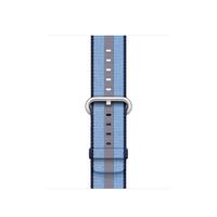 Apple MQVJ2ZM/A Band Blau Nylon Smartwatch-Zubehör (Blau)