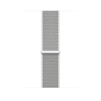 Apple MQW82ZM/A Band Silber Nylon Smartwatch-Zubehör (Silber)