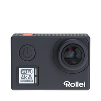 Rollei Actioncam 530 14MP 4K Ultra HD WLAN 59.8g Actionsport-Kamera (Schwarz)