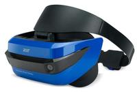 Acer AH100 Dediziertes obenmontiertes Display 350g Schwarz, Blau (Schwarz, Blau)