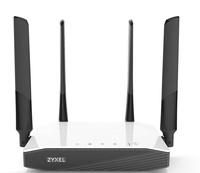 ZyXEL NBG6604 Dual-Band (2,4 GHz/5 GHz) Schnelles Ethernet Schwarz, Weiß WLAN-Router (Schwarz, Weiß)