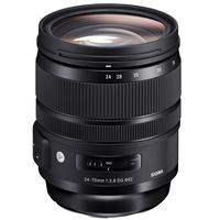 Sigma 24-70mm F2.8 DG OS HSM ART Systemkamera Standard lens Schwarz (Schwarz)