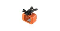 GoPro Bite Mount with Floaty for HERO Session Camera - Black Universal Kamerahalterung (Schwarz, Orange)