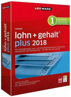 Lexware Lohn+Gehalt plus 2018
