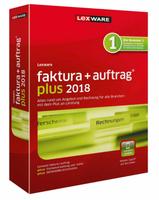 Lexware Faktura + Auftrag Plus 2018