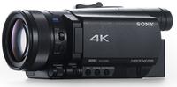 Sony FDR-AX700 Handkamerarekorder 14.2MP CMOS 4K Ultra HD Schwarz (Schwarz)