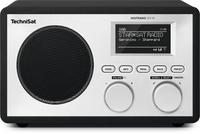 TechniSat DIGITRADIO 301 IR Internet Digital Schwarz, Silber Radio (Schwarz, Silber)