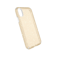 Speck Presidio Clear + Glitter 5.8Zoll Abdeckung Gold, Durchscheinend (Gold, Durchscheinend)