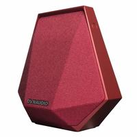 Dynaudio Music 1 Tragbarer Stereo-Lautsprecher 80W Rot (Rot)