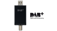 Pioneer AS-DB100 USB A DAB Schwarz Kabelschnittstellen-/adapter (Schwarz)