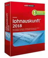 Lexware Lohnauskunft 2018
