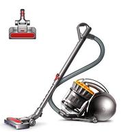 Dyson Ball Multi Floor Zylinder-Vakuum A Grau, Gelb (Grau, Gelb)