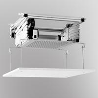 Celexon PL2000 Plus Zimmerdecke Aluminium Projektorhalterung (Aluminium)