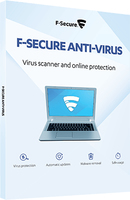 F-SECURE Anti-Virus 2018 3Benutzer Full license Mehrsprachig