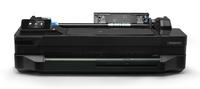 HP Designjet T120 Farbe 1200 x 1200DPI Thermal inkjet 610 x 1897 mm WLAN Großformatdrucker (Schwarz)