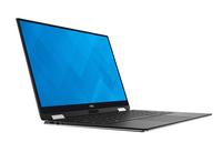 DELL XPS 9365 1.20GHz i5-7Y54 13.3Zoll 3200 x 1800Pixel Touchscreen Schwarz, Silber Hybrid (2-in-1) (Schwarz, Silber)