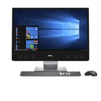 DELL XPS 7760 3.6GHz i7-7700 27Zoll 3840 x 2160Pixel Touchscreen Schwarz, Silber All-in-One-PC (Schwarz, Silber)