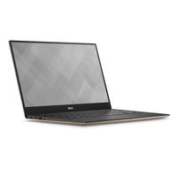 DELL XPS 9360 1.8GHz i7-8550U 13.3Zoll 3200 x 1800Pixel Touchscreen Schwarz, Gold Notebook (Schwarz, Gold)