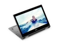DELL Inspiron 5378 2.4GHz i3-7100U 13.3Zoll 1920 x 1080Pixel Touchscreen Schwarz, Grau Hybrid (2-in-1) (Schwarz, Grau)