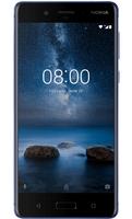 Nokia 8 Hybride Dual-SIM 4G 128GB Blau (Blau)