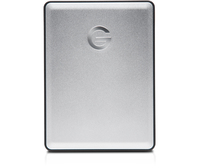 G-Technology G-DRIVE 1000GB Silber (Silber)