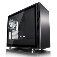 Fractal Design Define R6 Midi-Tower Schwarz Computer-Gehäuse (Schwarz)