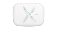 ZyXEL MULTY X WSQ50 TRI-BAND Dual-Band (2,4 GHz/5 GHz) Gigabit Ethernet Weiß WLAN-Router (Weiß)