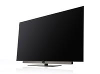 LOEWE bild 3.55 55Zoll 4K Ultra HD Smart-TV WLAN Grau LED-Fernseher (Grau)