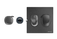 3Dconnexion 3DX-700067 Bluetooth+USB Optisch 7200DPI rechts Schwarz Maus (Schwarz)