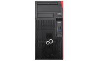 Fujitsu ESPRIMO P557 3.5GHz G4560 Desktop Schwarz, Rot PC (Schwarz, Rot)
