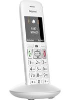 Gigaset E370HX DECT-Telefon Anrufer-Identifikation Weiß (Weiß)