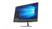Lenovo IdeaCentre 520 2.4GHz i5-7400T 23.8Zoll 1920 x 1080Pixel Schwarz All-in-One-PC (Schwarz)