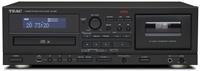 TEAC AD-850 Personal CD player Schwarz CD-Player (Schwarz)