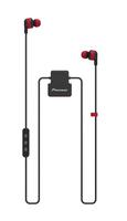 Pioneer ClipWear Active im Ohr Binaural Kabellos Schwarz, Rot Mobiles Headset (Schwarz, Rot)