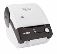 Brother QL-500BW CD Label-Drucker (Schwarz, Weiß)