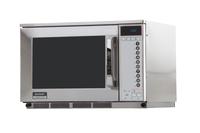 Sharp Home Appliances R-25AT Arbeitsfläche Solo-Mikrowelle 20l 2100W Edelstahl (Edelstahl)