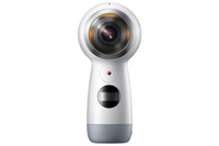 Samsung Gear 360 (2017) 15MP 4K Ultra HD CMOS WLAN 130g Actionsport-Kamera (Weiß)