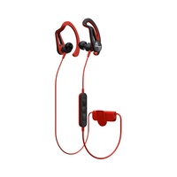 Pioneer E7 im Ohr Binaural Kabellos Rot Mobiles Headset (Rot)