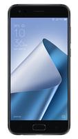 ASUS ZenFone 4 ZE554KL-1A009WW Dual SIM 4G 64GB Schwarz Smartphone (Schwarz)