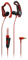 Pioneer E5 im Ohr Binaural Verkabelt Rot Mobiles Headset (Rot)