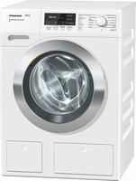 Miele WKH272WPS PWash 2.0 & TwinDos XL Freistehend Frontlader 9kg 1600RPM A+++ Weiß Waschmaschine (Weiß)