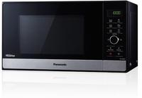 Panasonic NN-SD28HSGTG Arbeitsfläche Solo-Mikrowelle 23l 1000W Schwarz, Edelstahl Mikrowelle (Schwarz, Edelstahl)
