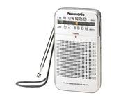 Panasonic RF-P50EG9-S Radio (Silber)