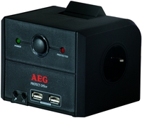 AEG Protect Office (Schwarz)